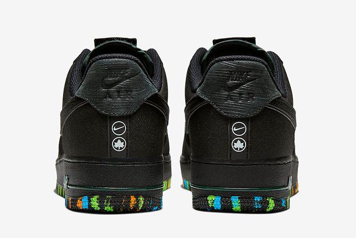 Nike Air Force 1 Low Nyc Parks Heel