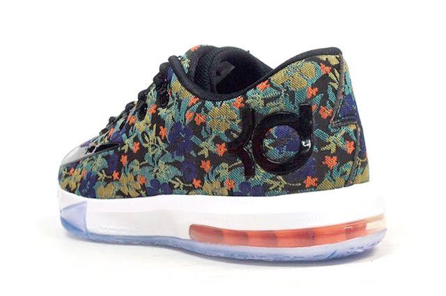 Nike Kd Vi Ext Qs Floral 4