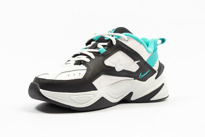 The Nike M2K Tekno Arrives In Hyper Jade Toe