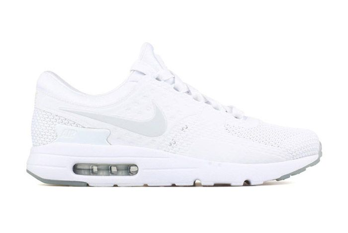 Nike Air Max Zero White 3