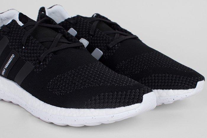 Adidas Y 3 Pure Boost Zg Knit Core Blackwhite5