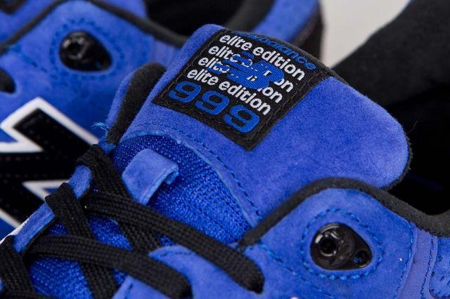 New Balance 999 Elite Bold Blue 2