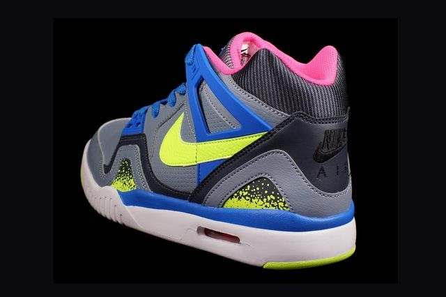 Nike Air Tech Challenge 2 Gs Photo Blue 2