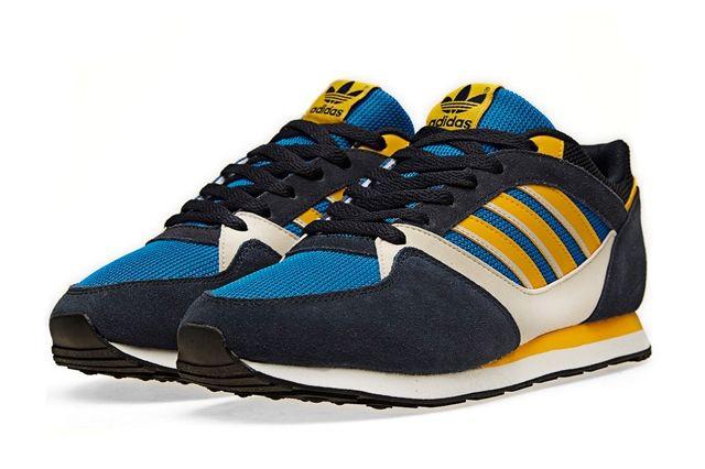 Adidas Zx 100 Blue Bird Sunshine 2