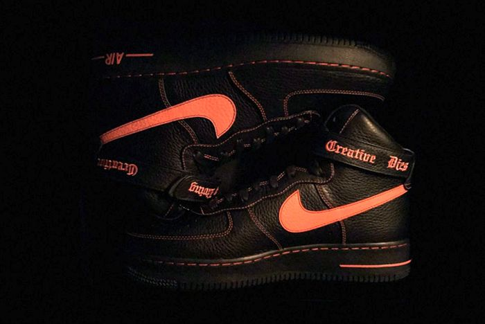 Vlone X Nike Lab Air Force 1 High1