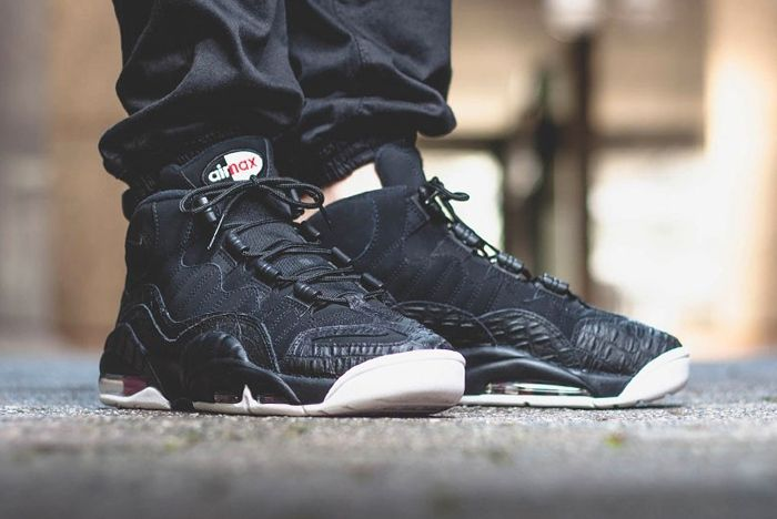 Nike Air Max Sensation Black Croc 1