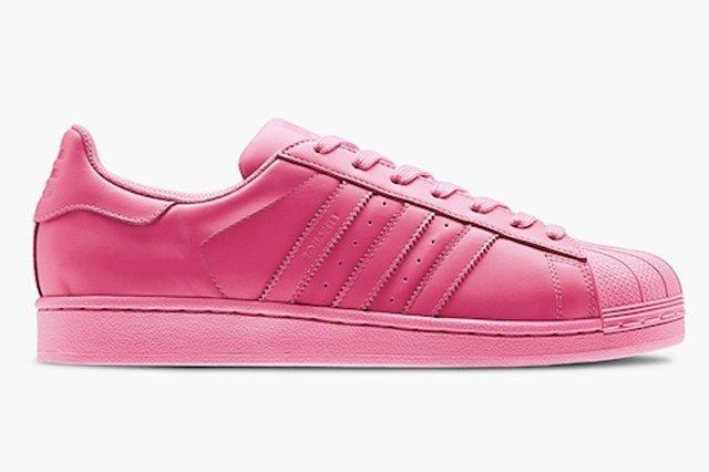 Adidas Superstar Supercolor Pink
