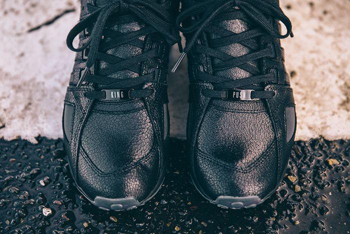 Pusha T X Adidas Eqt Black Market 2