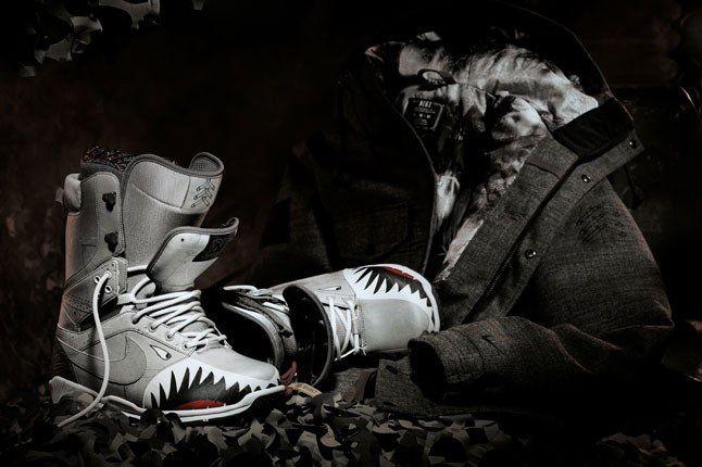 Nike Danny Kass Snowboard Boot 1