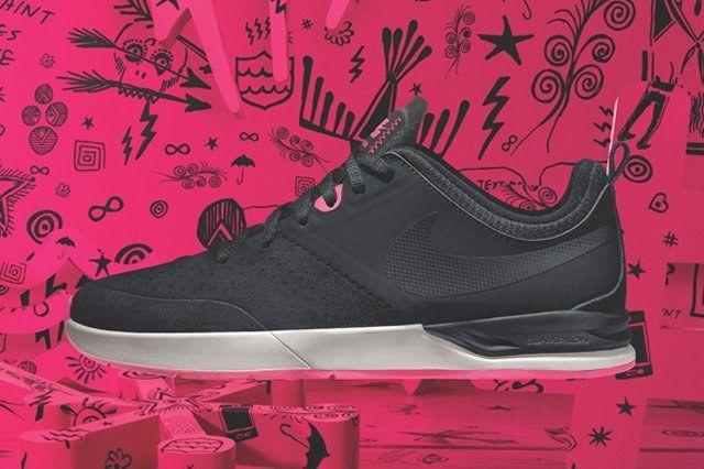 Nike Sb Project Ba Black Pink 2