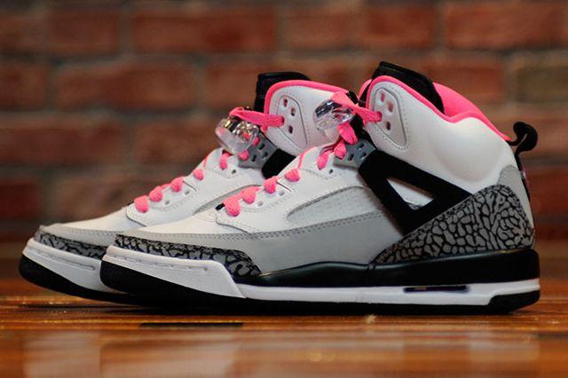 Air Jordan Spizike Hyper Pink 5