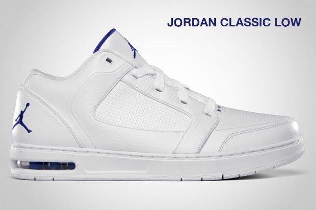 Jordan Classic Low Royal 1