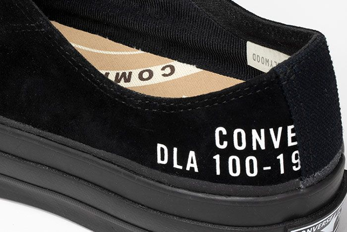 Converse Japan Addict Chuck Taylor N Hoolywood Liner Detail