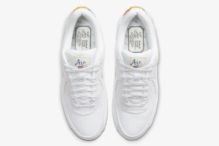 Nike Air Max 90 Paris Top