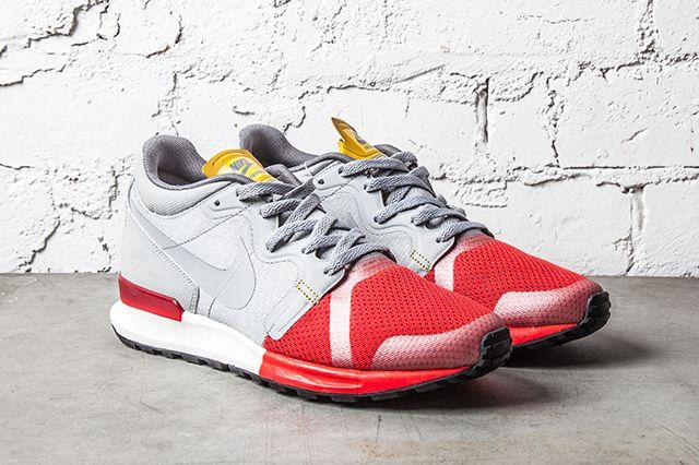 Nike Berwuda Mid Light Crimson Base Grey 1
