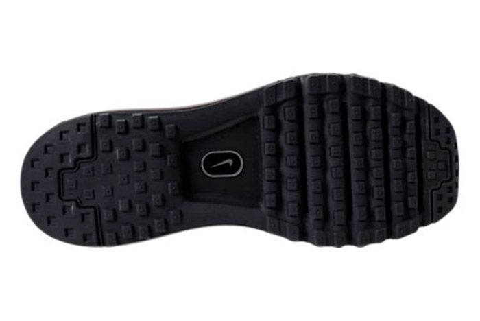 Nike Air Max Flair Cool Grey Solar Red 1