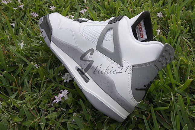 Air Jordan Cement 4 5 1