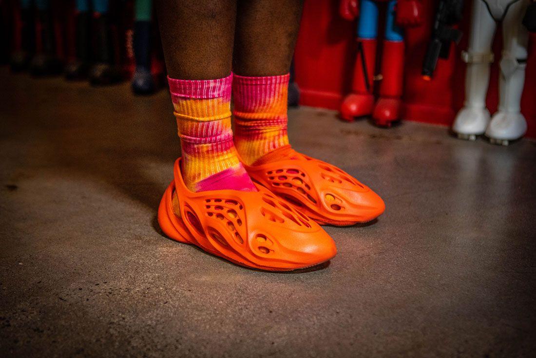 Aap Ferg Sneaker Freaker Interview Yeezy Foam Runner