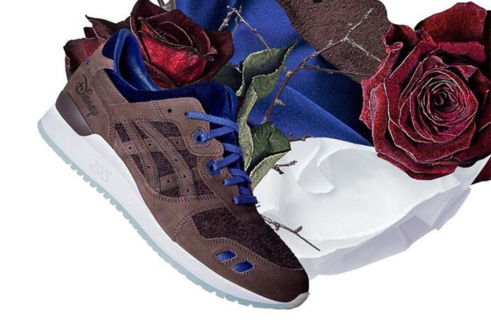 Disney Collaborate With Asics On Beauty And The Beast Collection15