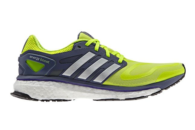 Adidas Energy Boost Summer Collection Volt Prpl Profile 1