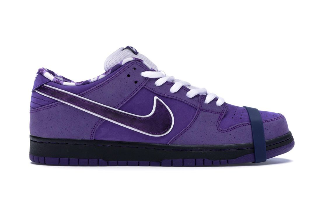 Concepts Nike Sb Dunk Low Purple Lobster Bv1310 555 Lateral