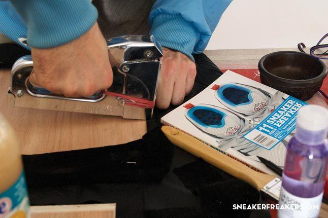 Doom Sneaker Speakers Making Of 10 1
