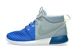 Nike Roshe Run Mid Sneakerboot 2014 Thumb