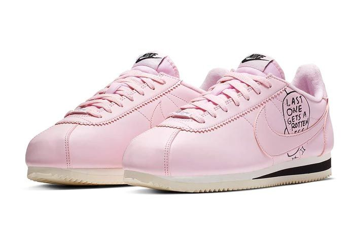 Nike Cortez Bell Pink Pair