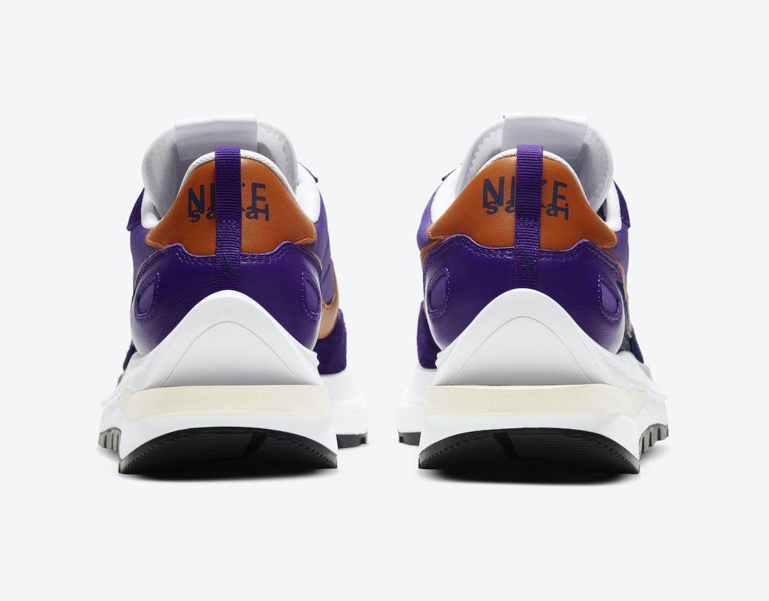 sacai Nike VaporWaffle Dark Iris