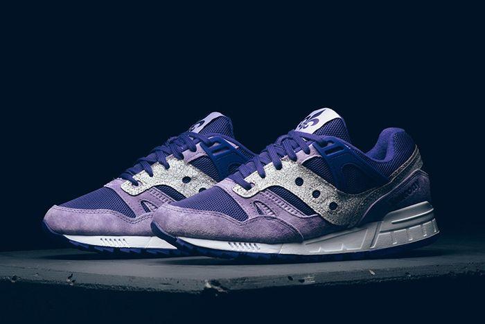 Saucony Grid Sd Garden District Pack 2 Sneaker Freaker