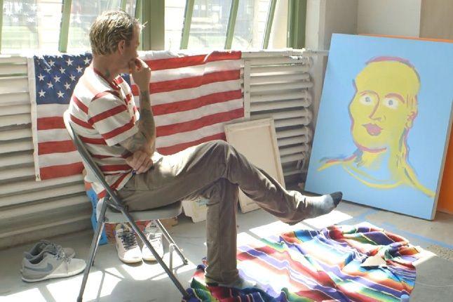 Portrait Brian Anderson Film 3