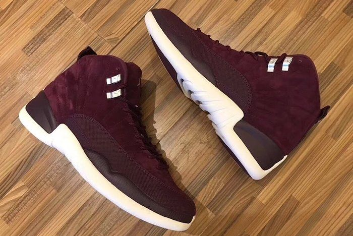 Nike Jordan 12 Bordeaux 5