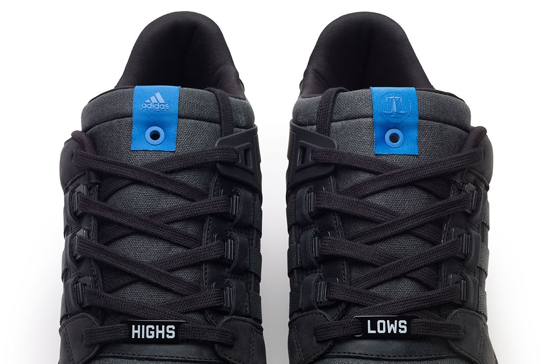 Highs And Lows X Adidas Eqt Support 93 Interceptor23