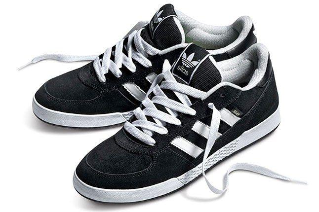 Adidas Skate Silas Black 1 1