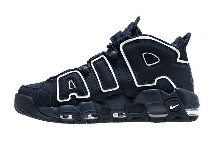 Nike Air More Uptempo Midnight Navy 3