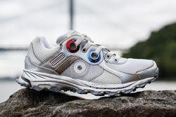 Raf Simons Adidas Response Trail Robot Silver Thumb
