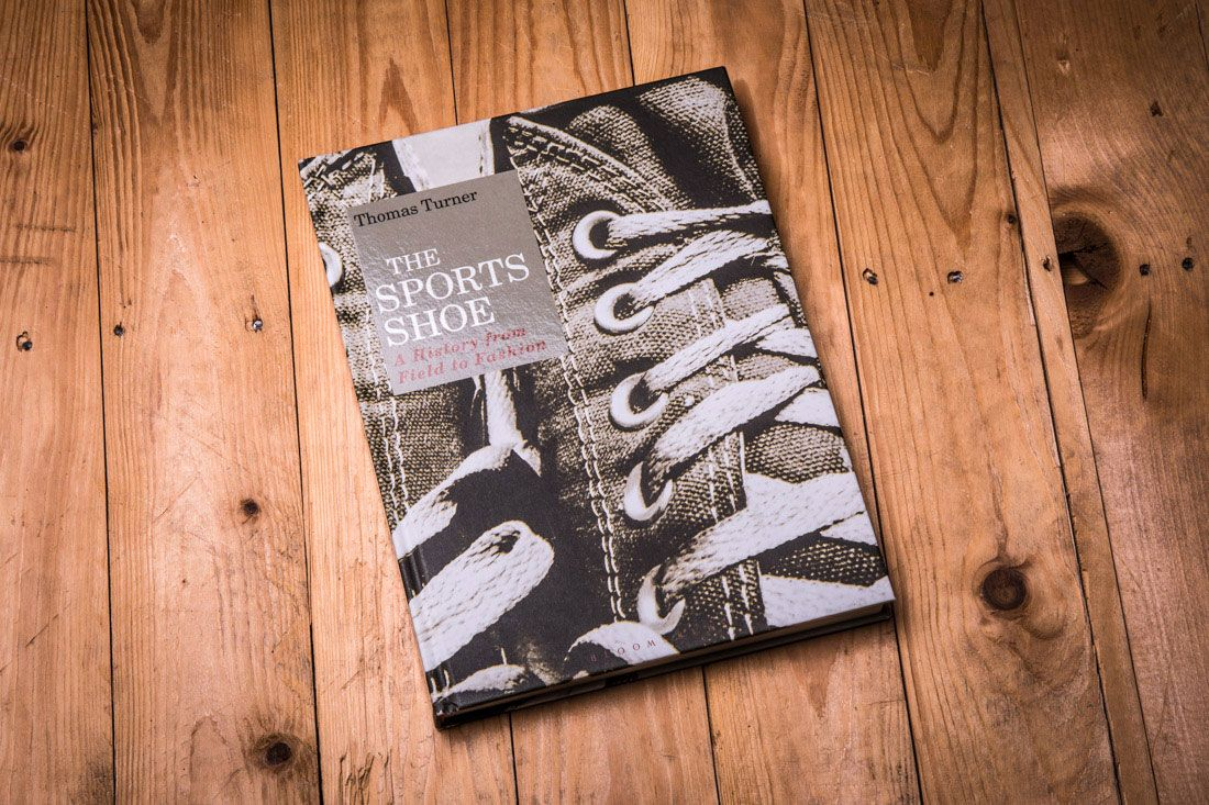 The Sports Shoe Book Lr Cover