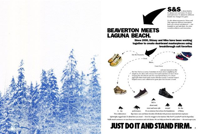 Nike X Stussy Ss Off Mountain Series Histroy 1