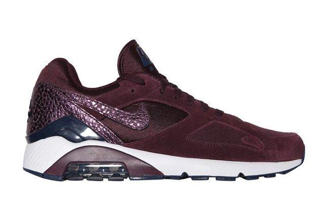 Nike Air Max 180 Burgundy Safari Thumb