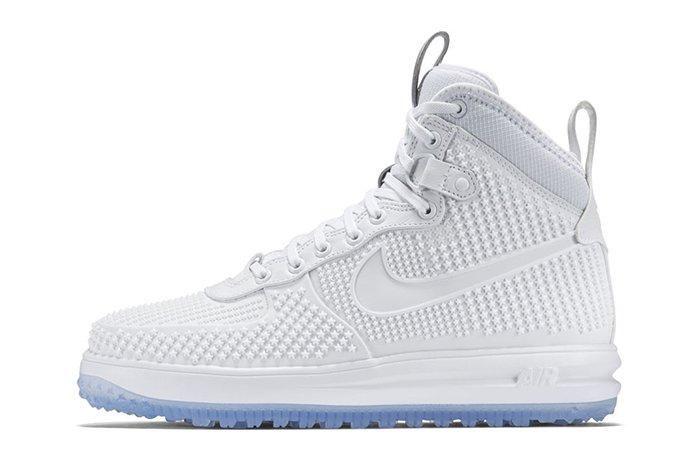 Nike Lunar Force 1 Duckboot White3