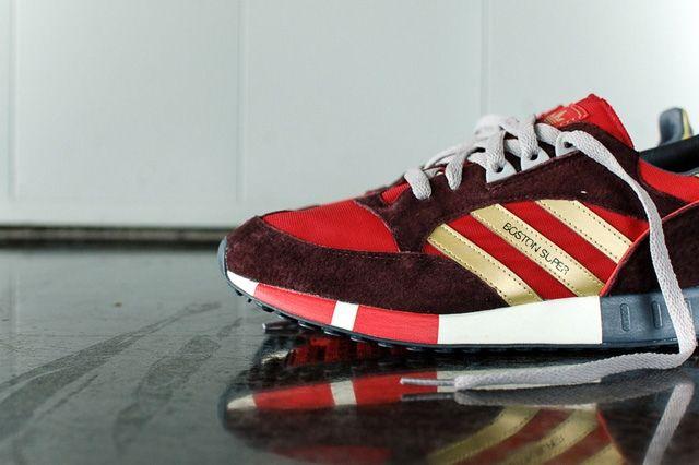 Adidas Boston Super Power Red 3