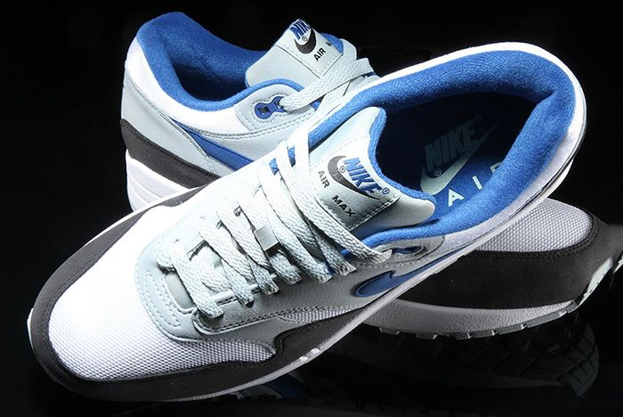 Nike Air Max 1 Gym Blue Sneaker Freaker 6