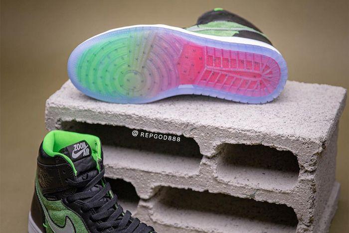Air Jordan 1 Zoom 3