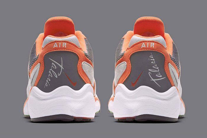 Nike Air Zoom Talaria Orange Grey 2