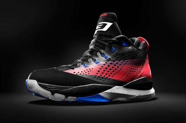 Air Jordan Cp3 Vii Red