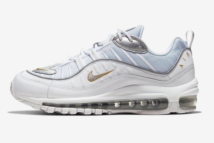 Nike Air Max 98 Ice Left