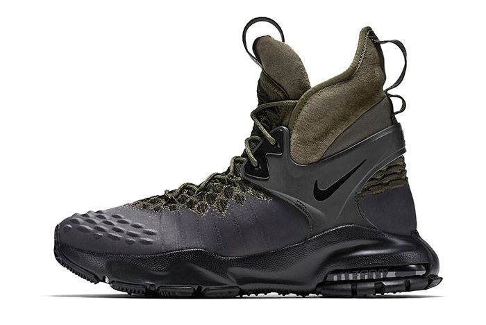 Nike Acg Zoom Tallac Flyknit Olive 2
