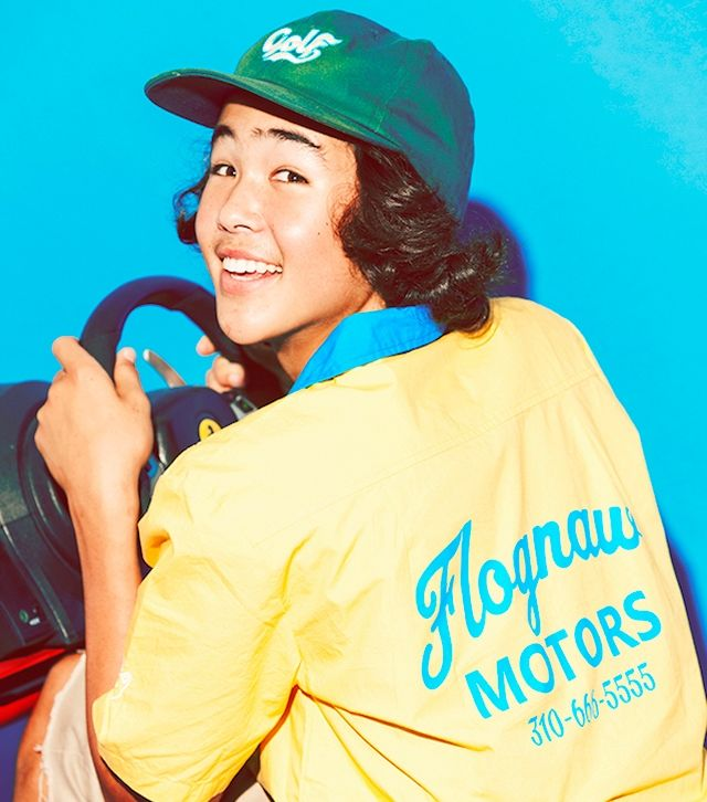 Golf Wang Flog Naw Lookbook 12