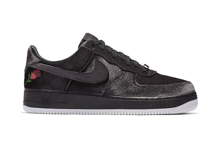 Nike Air Force 1 Satin Rose 2