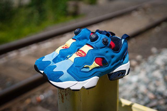 Packer Shoes X Reebok Insta Pump Fury Aztec4